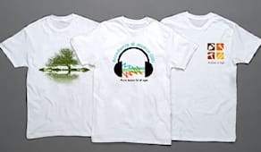 2 T-Shirt Personalizzate a 15 €