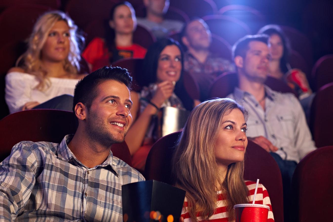 biglietto d'ingresso al Cinema ASTRA per il mese di novembre a soli 5€ anzichè 8€ !