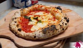 Tonda margherita pizza 73