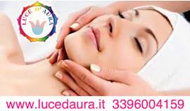 Massaggio viso naturale