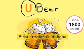 Ubeer shopping card