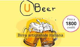 Ubeer shopping card