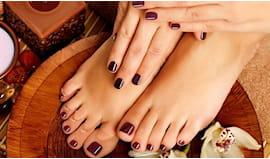 Mani piedi dermal carpi