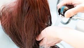 Trattamento capelli plus!