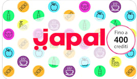 Japal shopping card