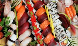 Sushi 24 pz asporto liang