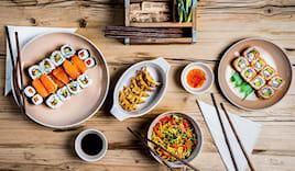 Sushi 51pz+1primo asporto