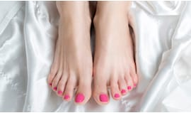 3 pedicure con gel nef