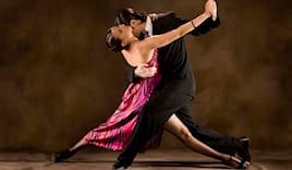 Lezione ballo di coppia