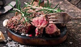 Menù tris tagliata carne