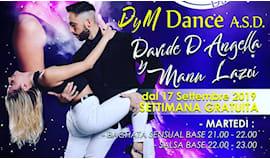 1 mese di balli caraibici