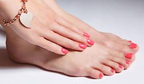 Mani e piedi + smalto