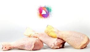 Cosce di pollo €5,50/kg ⭐
