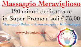 Massaggio meraviglioso