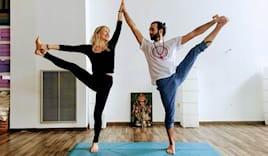 Omaggio 5 lez. yoga
