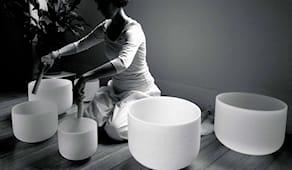 Massaggio relax + campane