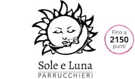 Sole e luna shopping card