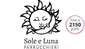 Sole e luna shopping card