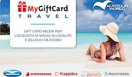 Alpitour shopping card