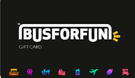 Busforfun shopping card