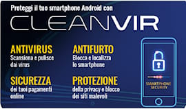 Cleanvir shopping card