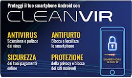 Cleanvir shopping card