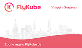 Flykube shopping card
