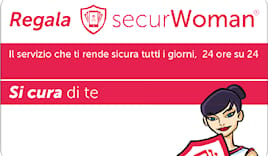 Securwoman shopping card