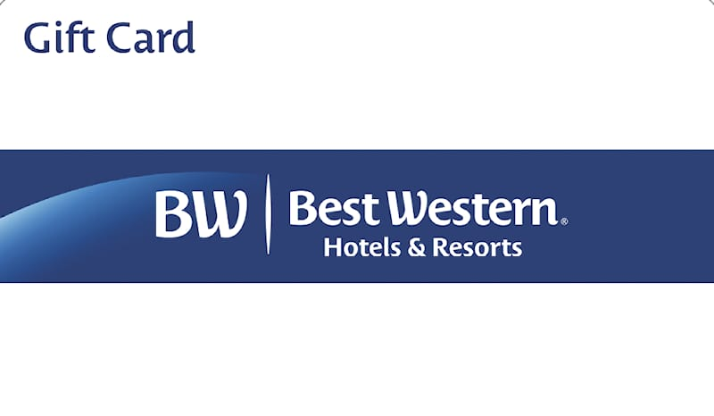 BEST WESTERN SHOPPINGCARD