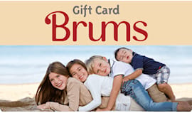 Brums shopping card