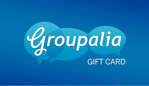 Groupalia shopping card