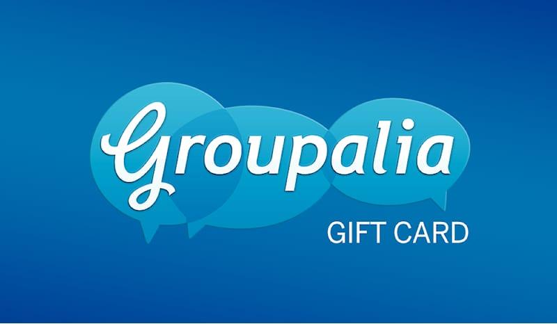 GROUPALIA SHOPPING CARD