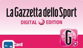 Gazzetta dello sport card