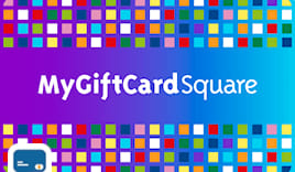 Mygift square shop card