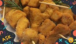 Spritz + chicchetti pesce