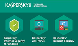 Kaspersky shopping card