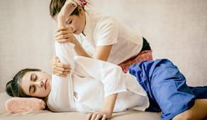 1 trattamento shiatsu