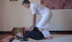 1 massaggio thai 1 ora!!