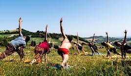 Lezioni di yoga bologna!