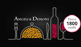 Angeli e demoni shop card
