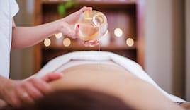 Massaggio relax completo