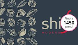 Shi's modena shop card