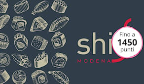 Shi's modena shop card