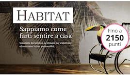 Habitat shopping card