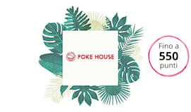 Poke house shopping card