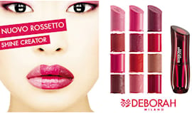 Rossetto 'shine creator'