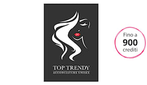 Top-trendy shopping card