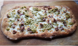 1 teglia di pizza bologna