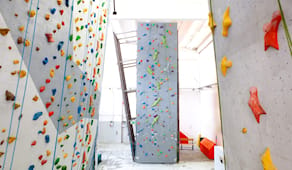 Lezione arrampicata 1 ora