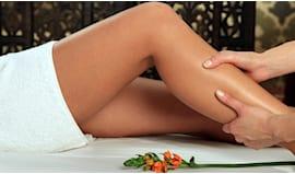 3 massaggi gambe